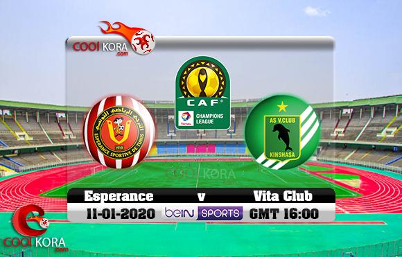 مشاهدة مباراة فيتا كلوب والترجي اليوم 11-1-2020 دوري أبطال أفريقيا