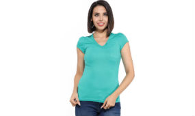 Jealous Women Casual Top For Rs 104 (Mrp 299) Flipkart rainingdeal.in