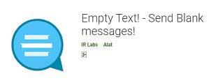 aplikasi membuat teks kosong di instagram
