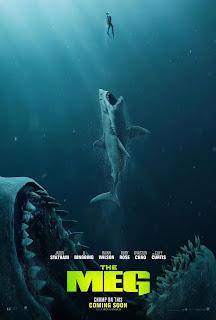The Meg - Poster & Trailer