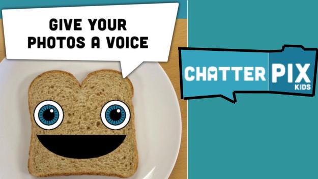 ChatterPix - Φτιάξε εικόνες που μιλάνε, με τη δική σου φωνή