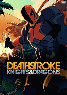 Deathstroke Knights and Dragons 2020
