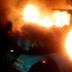 Jeep pegou fogo em Felipe Camarão neste sábado
