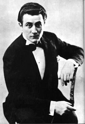 Charlo en el año 1924