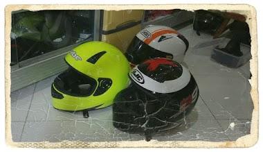 Harga  tempat reparasi helm motor Yogyakarta terpercaya
