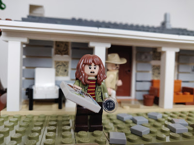 LEGO Stranger Things 'The Upside Down' review