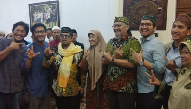 Ketua Dewan Syuro PBB Tegaskan Dukungannya ke Prabowo-Sandi