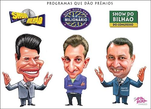www.seuguara.com.br /Show do bilhão/charge/Amarildo/