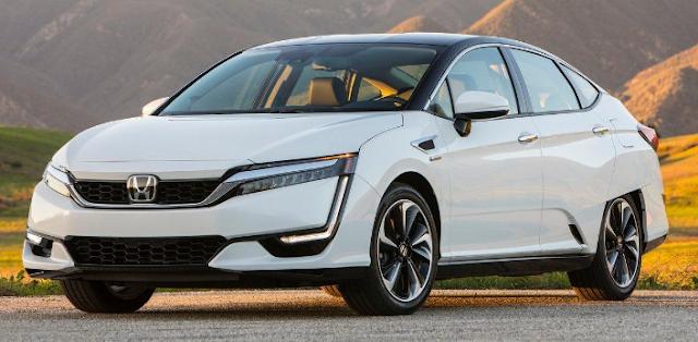 2019 Honda Clarity Rumors