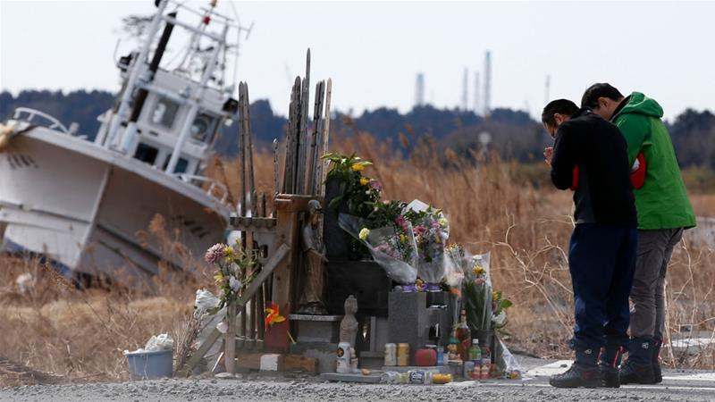 Fukushima: Japan court acquits three on criminal charges