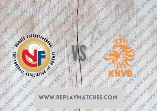 Norway vs Netherlands Full Match & Highlights 01 September 2021
