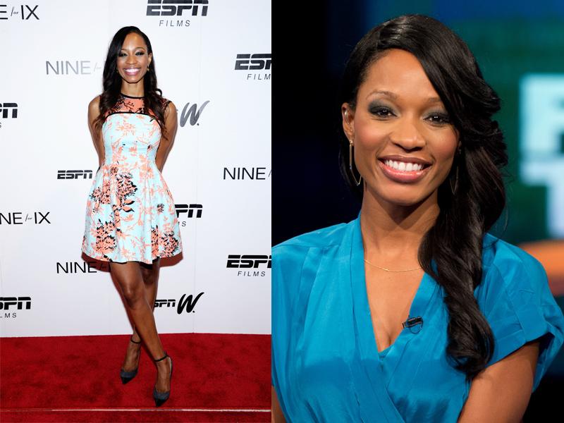 Pembawa Acara Seksi Cari Champon kulit hitam cantik black and sexy Skinny Presenter