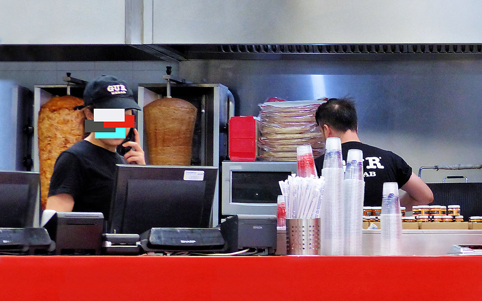 GUR Kebab Tourcoing - Broches