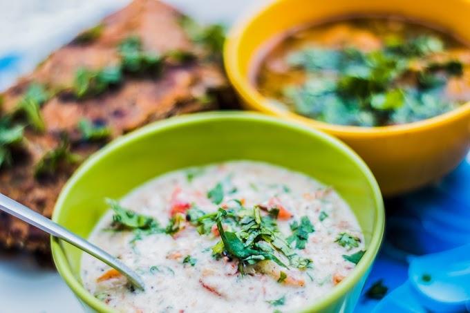 Recetas Keto light: Pollo a la plancha con ensalada de yogur