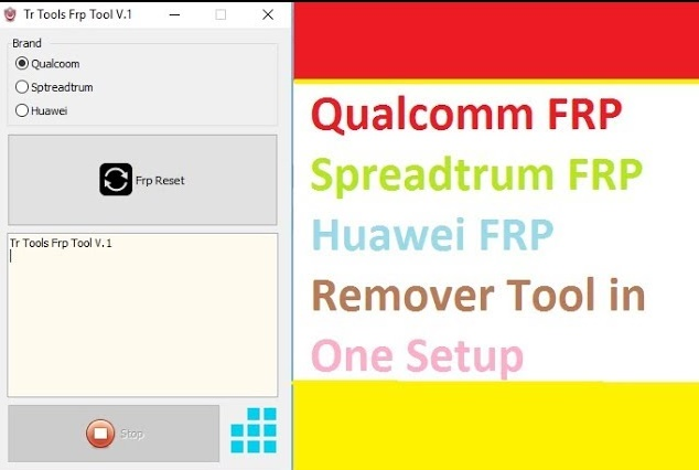 Qualcomm Spreadtrum Huawei Frp Too Free Download