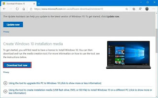 Download Windows 10 version 20H2