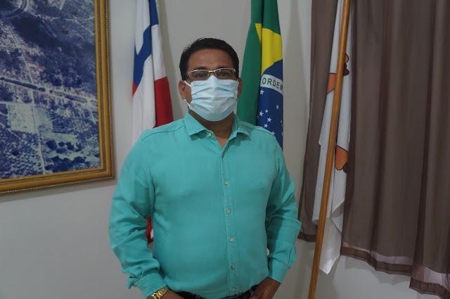 Entrevista: prefeito de Acajutiba fala sobre desafios do novo mandato e visita do governador ao município