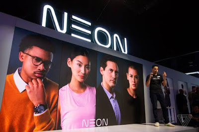 NEON Artificial Human