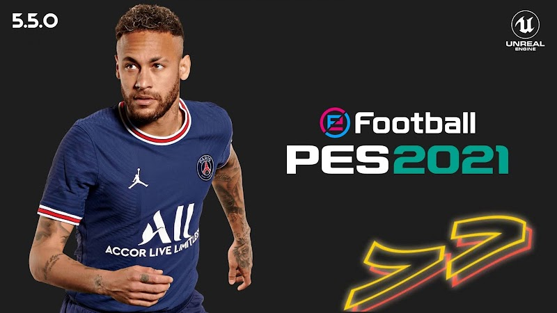 eFootball PES 2021 Mobile 5.5.0 FIFA Theme Patch Android