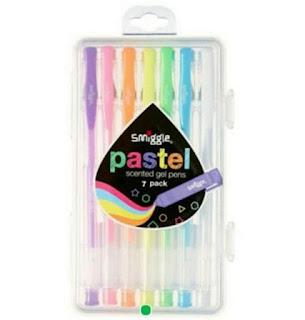 Smiggle - Pastel Scented Pen Pack