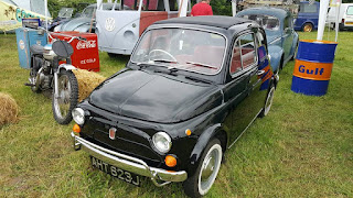 Beautiful Fiat at Bristol Volksfest