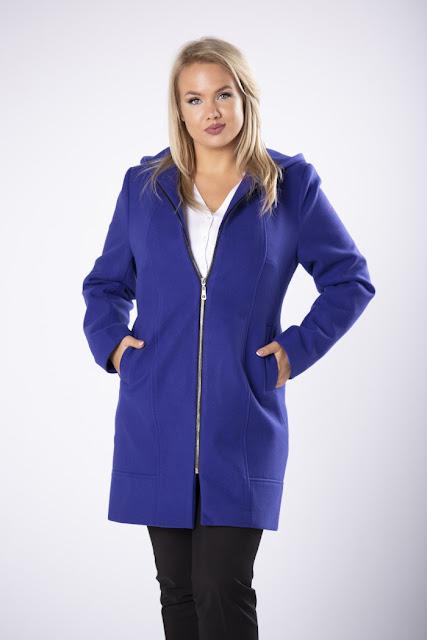 Modne, damskie płaszcze z najnowszej kolekcji