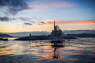 Germany and Norway submarines غواصات المانيا والنرويج