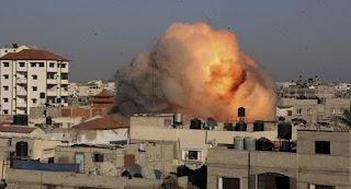 News: Jerusalem! Israel fires retaliatory airstrike in Gaza