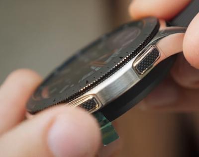 Samsung Galaxy Watch hardware