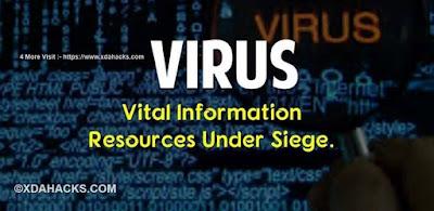 virus 4k pic