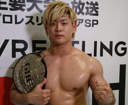 Image result for Kaito Kiyomiya champion