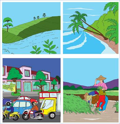 kunci jawaban halaman 28 kelas 5 tema 9 subtema 1 pembelajaran 4