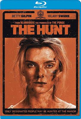 The Hunt [2020] [BD25] [Latino]