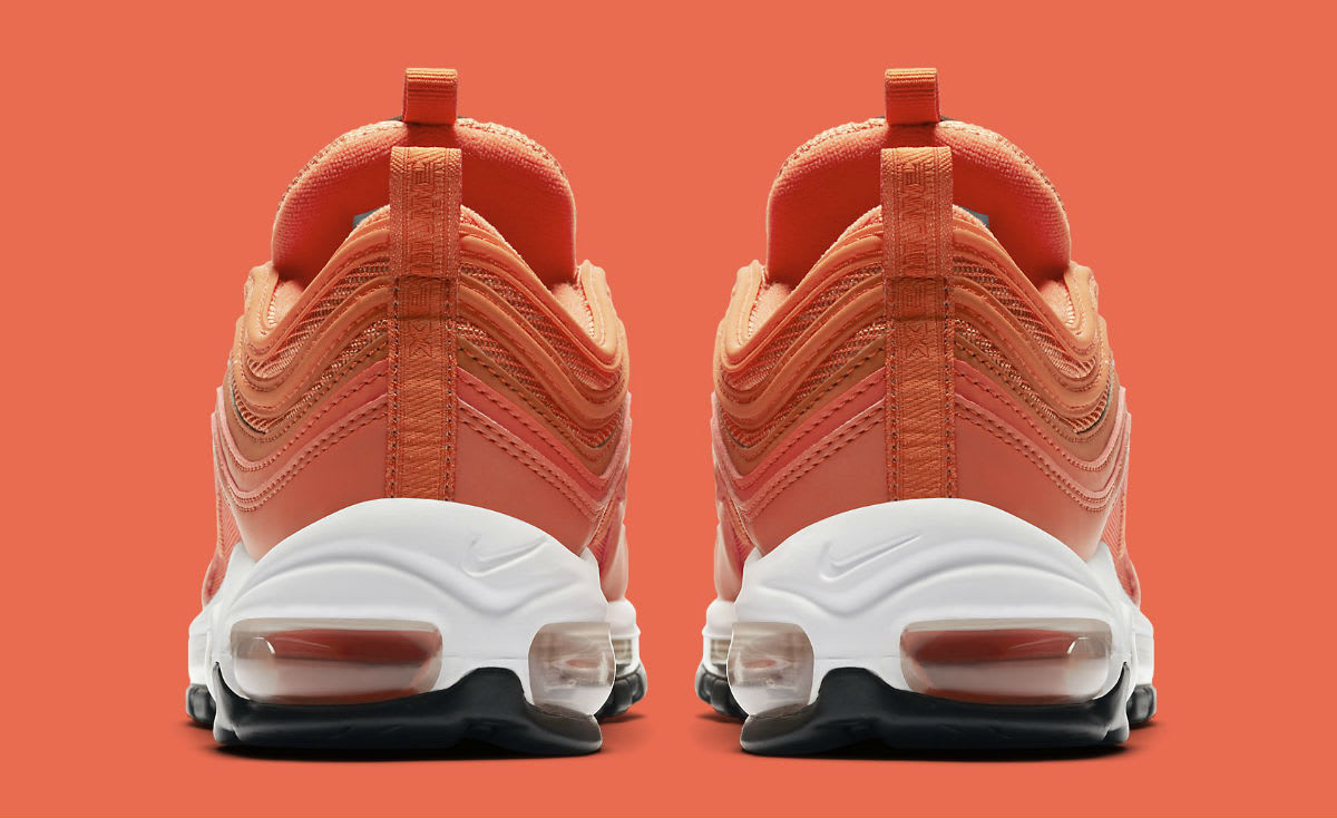 quality design 7be24 5ce49 Nike Serves Up the Air Max 97 in Orange Fresh addition to ...