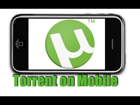 Download Torrent File In Mobile