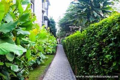Hotel Review: taman asri Hotel Amira, Bandung