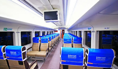Inilah Kereta Ekonomi yang Menggunakan K3 New Image dan Kelebihannya