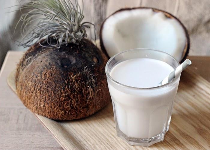 فوائد حليب جوز الهند الغذائية والصحية