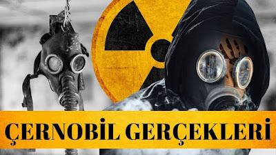 Çernobil Faciası. ( Gerçekler Gün Yüzüne Çıkıyor )