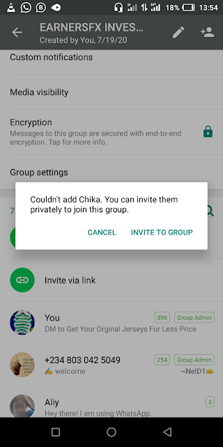 Restrict Who Adds You To Whatsapp Groups [2020]