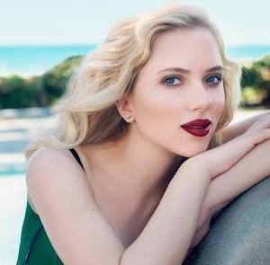 Scarlett Johansson Beautiful Celebrities