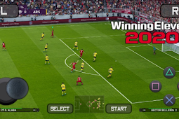 Download Winning Eleven 2020 PSP HD Camera PS4 for android