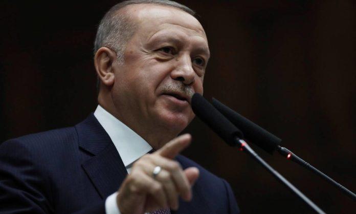 Ερντογάν: Θέμα «γκρίζων ζωνών» στο Αιγαίο
