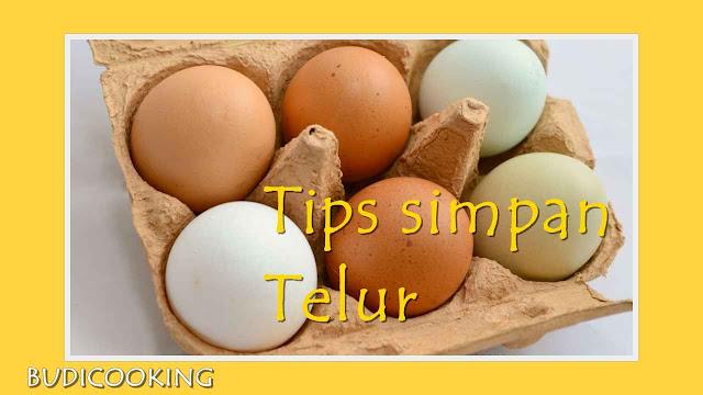 4 Tips Menyimpan Telur Dirumah