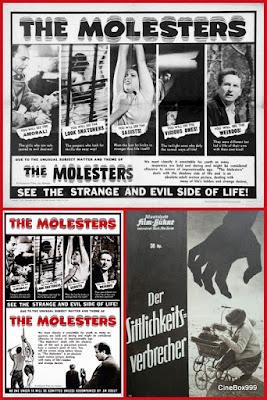 Der Sittlichkeitsverbrecher / The Molesters. 1963.