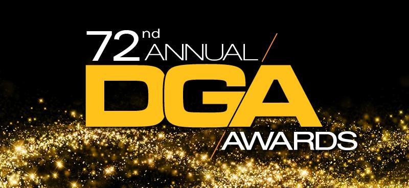 72nd Directors Guild Awards 2020 logo