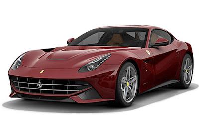 Ferrari 620 GT side angle image