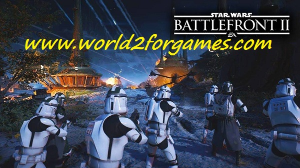 Free Download Star Wars: Battlefront II