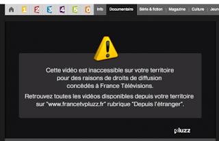 French TV channels