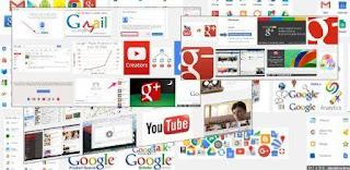 Produk Google Paling Populer dan Sering digunakan oleh orang di dunia
